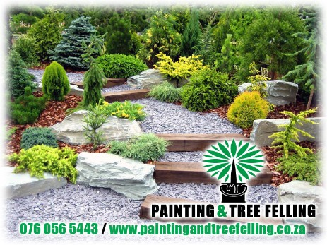 Painting and Tree Felling, professional garden landscaping, irrigation system repair and installation, Visit http://www.paintingandtreefelling.co.za